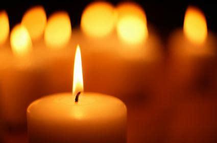 candele accese pagina dedicata a vella arena e le sue poesie