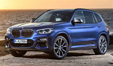 Bmw Electric Suv 2020 by Bmw S New All Electric Suv To Be Named As Bmw Ix3 Coming