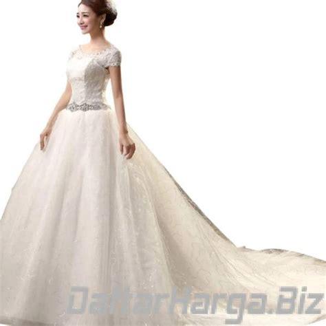 Harga Gaun daftar harga gaun pengantin terlaris murah update juli