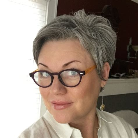 frames for grey hair 446 best images about hair going grey on pinterest