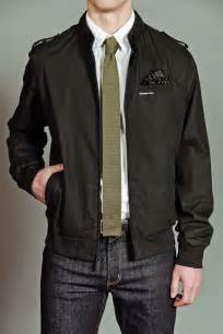 members only classic racer jacket style