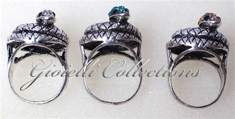 Charm Bronze Eiffel A Bahan Aksesoris Gelang Kalung gioielli collections aksesoris wanita murah gelang retro kalung unik cincin etnik