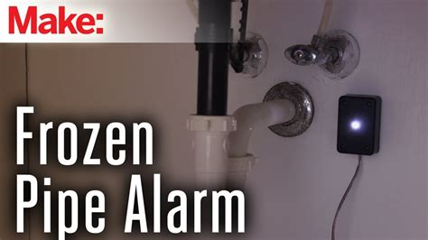 prepare your plumbing for winter with this diy frozen pipe