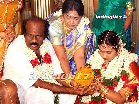actor goundamani family photos video events comedian goundamani s daughter wedding coverage