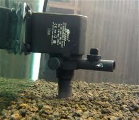 Pompa Aquarium Tidak Mengeluarkan Gelembung budidaya ikan hias filterisasi kolam ikan dengan pompa