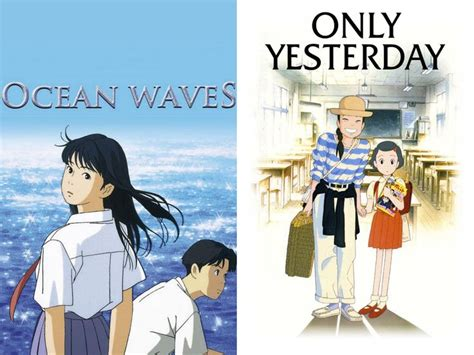 ghibli film only yesterday 250 best studio ghibli characters images on pinterest