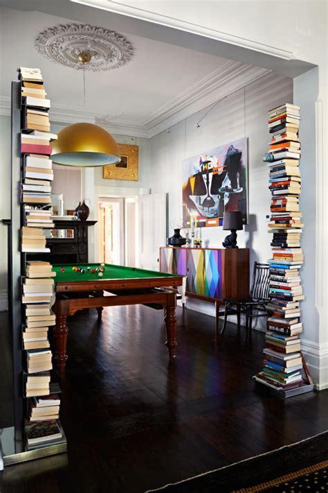 billiardtisch im edel wohnzimmer roomido