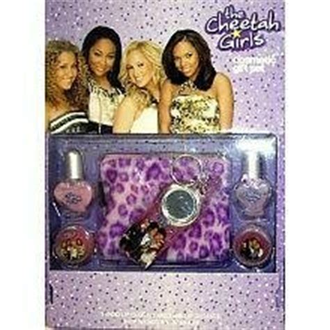 Thrifty Clever Cell Phone Lip Gloss Charms by Cheetah Cosmetic Pack With Lip Gloss Roll Ons Toys