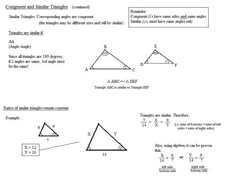 Geometry Congruent Triangles Worksheet by Geometry Similar Right Triangles Worksheet