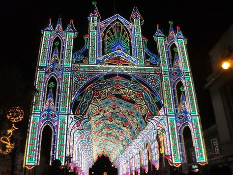salerno illuminata a natale pictures of lights from around the world