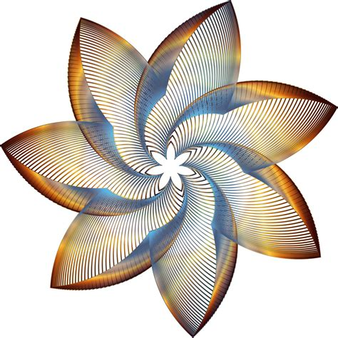 pictures with no background clipart prismatic flower line no background