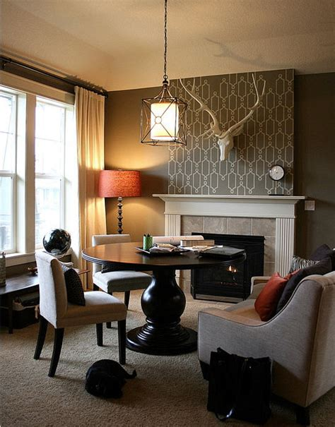 focal wall accent walls emphasize a focal point s