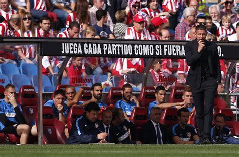 barcelona ke premier league simeone buka peluang hijrah ke premier league atau serie a