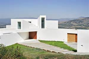 Philippine House Designs And Floor Plans For Small Houses el viento elegant white wall home with spectacular hilly