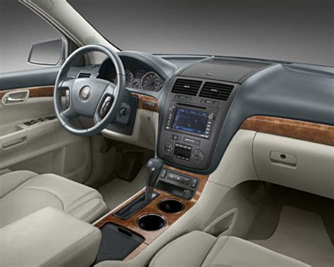 2012 chevy traverse interior: best in class with standard