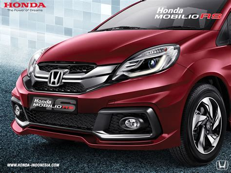 Spion Honda Mobilio Rs mobilio launch confirmed by end of july sporty rs variant coming as well new tvc