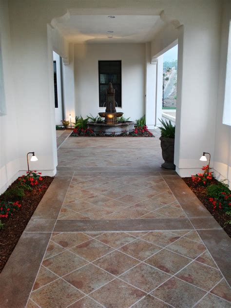 patio floor tiles 12 outdoor flooring ideas hgtv