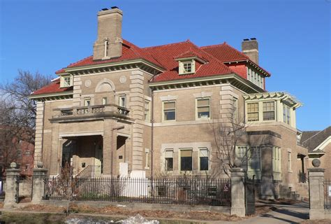 nebraska house file william h ferguson house lincoln nebraska from sw
