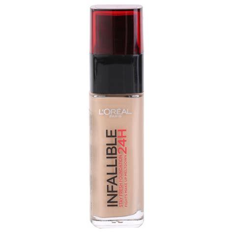 Make Up L Oreal dlouhotrvaj 237 c 237 tekut 253 make up l or 201 al infallible