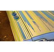 Lowrider Paint Patterns On My 1964 Impala  YouTube
