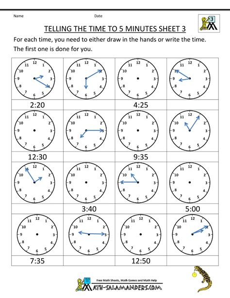 clock worksheet nearest minute here you will find our selection of telling time clock