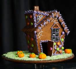 Gingerbread Haunted House Template by Gingerbread Haunted House Food