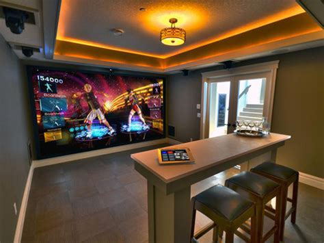 Gamer Home Decor by 25 Gaming Room Designs Home Design And