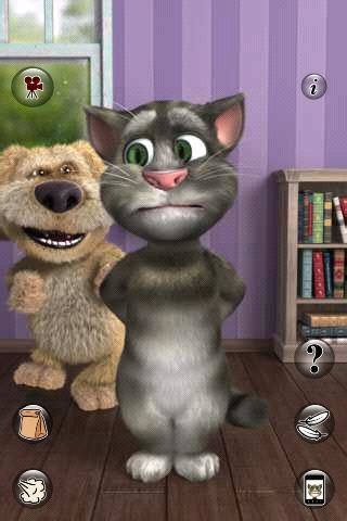 talking tom 2 apk version talking tom cat 2 para android nueva versi 243 n gato que habla