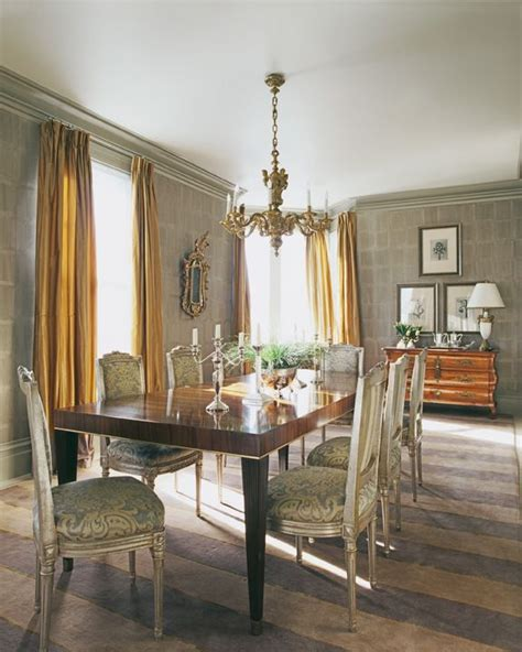 Silver And Gold Dining Room beautiful grey silver gold dining room dining rooms