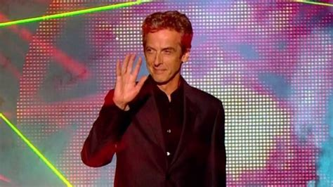 doctor who capaldi unveiled as new doctor news