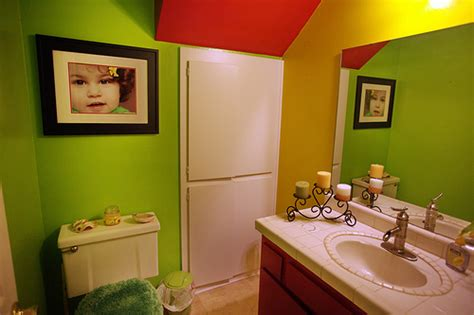 red and green bathroom 10 best bathroom color schemes interior design ideas