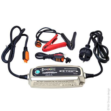 Ctek Mxs 5 0 chargeur plomb ctek mxs 5 0 test charge 12v 5a 230v