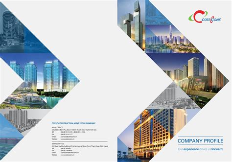 design build company profile company profile coteccons by lebrand issuu