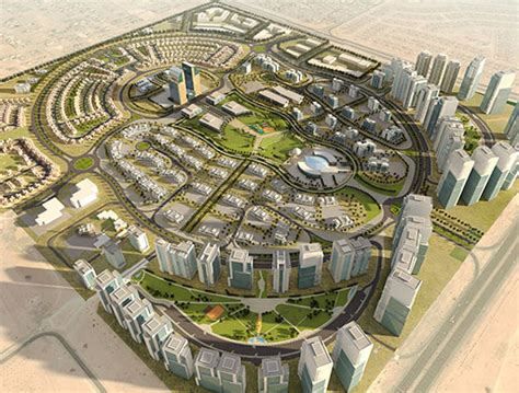 Floor Plan Concept by Dubai Science Park Products Amp Services