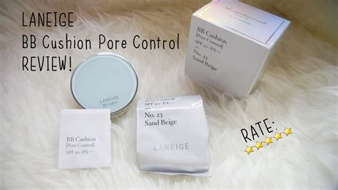 Laneige Bb Cushion Di Indonesia the best bb cushion review of laneige bb cushion pore spf 50 pa bahasa indonesia