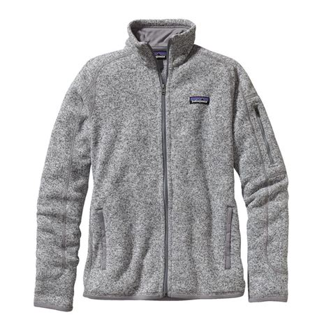 Jaket Sweatet Hoodie Zipper Wanita Volcom Purple Patagonia S Better Sweater 174 Fleece Jacket