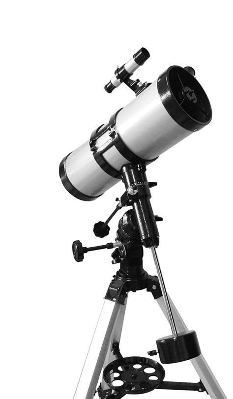 Telescópio Newtoniano Constellation Equatorial Equifoto