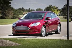 Ford Focus Electric Review 2017 Ford Focus Electric Review Ratings Specs Prices