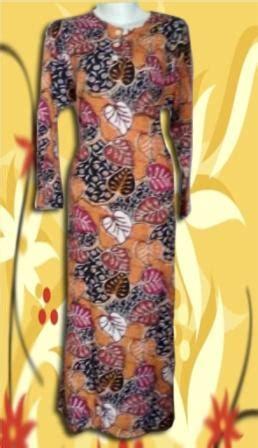 Dls15090001 Daster Batik Bahan Shantung daster batik murah barang murah