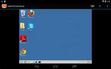 android business users   virtual desktop   cloud