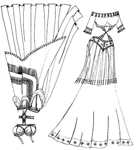 mexican dresses coloring pages mexican belly dancer dress coloring pages coloring pages
