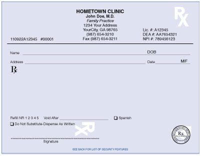 Prescription Pad Sles Yahoo Image Search Results Work Pinterest Thank You Template Prescription Pad Template
