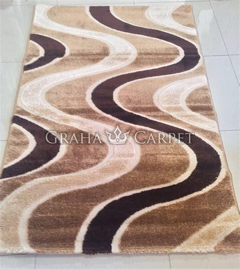 Karpet Karakter Warna Coklat jual karpet modern 13 graha carpet