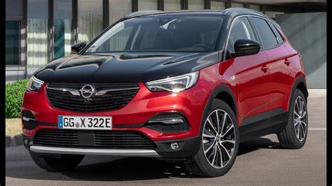 Opel Grandland 2020 by 2020 Opel Grandland X In Hybrid4 300 Hp And Awd