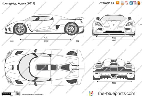 how to draw blueprints the blueprints vector drawing koenigsegg agera