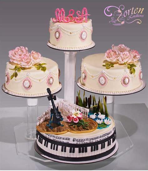 Hochzeitstorte Vintage Gr N by Etageren F 252 R Hochzeitstorten Konditorei Sweet Temptation