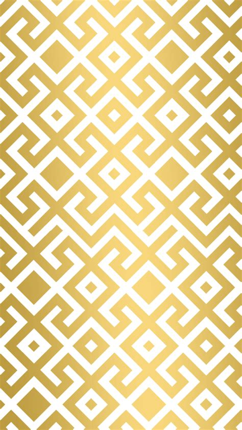 pattern lock for iphone gold geometric trellis iphone wallpaper phone background