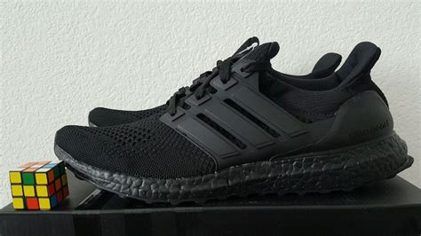 adidas ultra boost triple black adidas ultra boost triple black release date sneaker bar