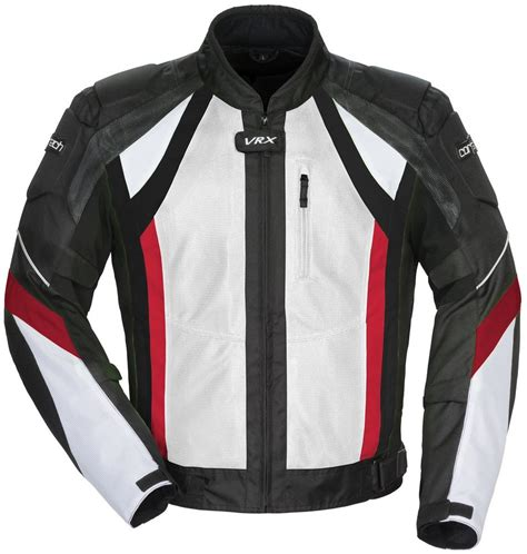 cheap motorcycle jackets with armor 113 44 cortech mens vrx air armored mesh jacket 232182