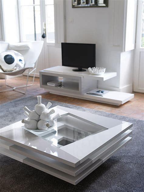 Tables Basses De Salon En Verre by Table Basse De Salon En Verre Design 18 Id 233 Es De